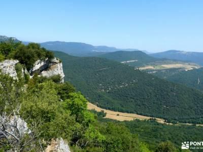 Parque Natural de Izki; tours a madrid material montaña rutas a caballo tienda montaña val d aran